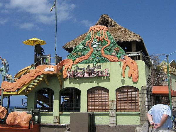 Montego Bay Highlignts - Margaritaville
