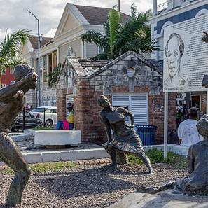 Montego Bay Highlignts - Sam Sharp Square